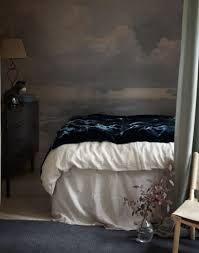 Modern Bedroom Wallpaper 9 Modern Bedroom Schemes Youll Want To Share The Room Edit