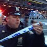 "Nahe Times Square: ""Explosion"" am Zentralen Omnibusbahnhof in New York"
