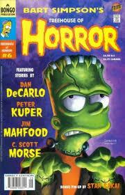 The Simpsonsu0027 Treehouse Of Horror 17  Simpsons Wiki  FANDOM The Simpsons Treehouse Of Horror 20