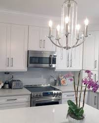Wonderful 6 Bright Kitchen Lighting Ideas See How New Fixtures Totally Transformed  These Spaces Nice Ideas