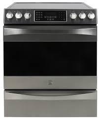 kenmore elite stove. the kenmore elite 41313 electric range. stove u