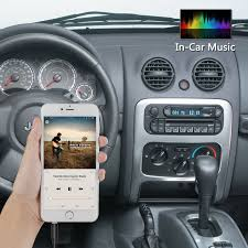 Amazon.com: Car Stereo AUX Adapter Auxiliary Input Interface Mp3 ...