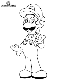 Small Picture Mario And Luigi Coloring Pages Bratz Coloring Pages Coloring