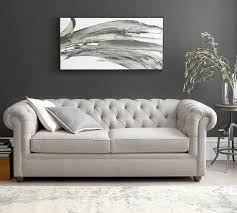 chesterfield roll arm upholstered