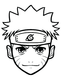 Printable Naruto Coloring Pages Free Book Dpalaw