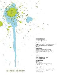 Think Global 24 7 Com 40 Stunningly Creative Resume Designs On