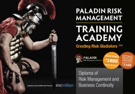 diploma of risk management and business continuity paladin diploma