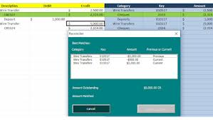 Bank Reconciliation Template Bank Reconciliation Template Automate And Easily Reconcile