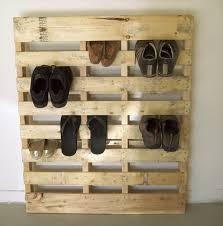 diy pallet shoe rack. Diy Pallet Shoe Rack. Fine Wooden Rack For L