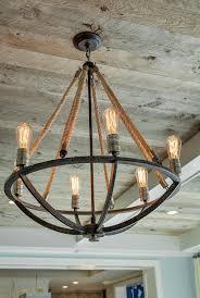 Rustic Home Lighting Best 25 Rustic Ceiling Lighting Ideas On Pinterest Hallway Wood Ceilings And Home