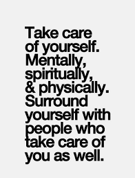 Take Good Care Of Yourself Quotes Best Of Take Care Of Yourself No One Else Will Self