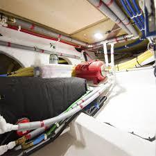 Yacht Engine Room Lights Nevislt Led Engine Room Light By Lumitec Lighting