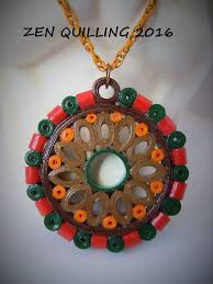 Quilling Chain Designs