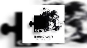 framing hanley puzzle pieces