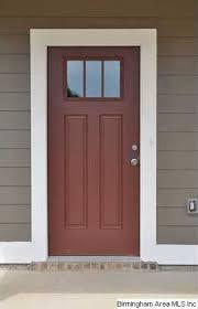 craftsman style front doorPretty craftsman style front door