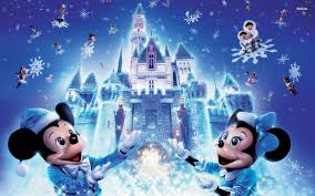 Mickey Mouse Wallpaper For Bedroom Showing Post Media For Cartoon Mickey And Castle Www