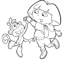 Printable Dora Pictures Printable Stickers Free Free Printable Dora