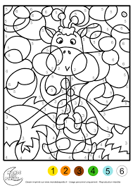 Coloriage Magique 192 Dessins Imprimer Et Colorier Page 8