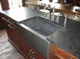 concrete farm sink.  Sink Custom Made Farm Sink And Slab Throughout Concrete