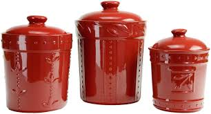 red glass canisters glass kitchen canisters sets glass canister sets kitchen cream colored kitchen canisters navy red glass canisters