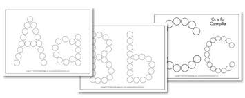 A Z Do A Dot Worksheets Confessions Of A Homeschooler