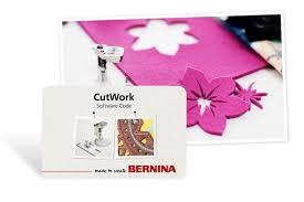 Paper Flower Cutting Tools Bernina Cutwork Creative Design Software And Cutting Tool Bernina