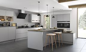 Light Grey Kitchen Cabinet Houzz How To Install Upper Kitchen Cabinets