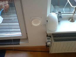 Mobile Klimaanlage Abluftschlauch Wohin