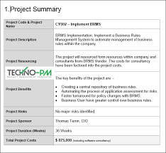 Project Proposal Template Word Template Project Management