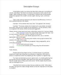 essay in doc descriptive essay writing