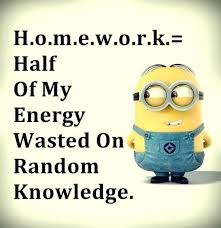 Funny College Quotes Delectable Funny Homework Quotes Impressive Funny Homework School Moment Quote