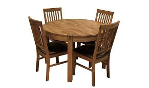 Oak Round Dining Table And Chairs 4 Chair Dining Table Dining Chairs For Round Table Coaster