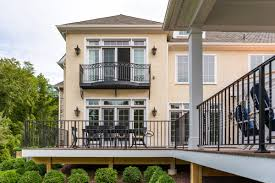 Balcony Fence exterior railings gallery pass iron works 2681 by xevi.us