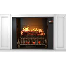 realistic electric fireplace artemis modern white holographic electric fireplace w