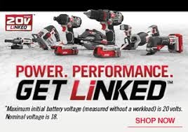 porter cable power tools. workload power. performance. get linked - maximum initial battery voltage (measured without a porter cable power tools