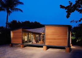 Small beach house Architecture Of 11 Charlotte Perriand La Maison Au Bord De Leau Louis Vuitton At Design Miami 2013 Dezeen Louis Vuitton Builds Charlotte Perriand Beach House At Design Miami