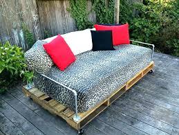 Wooden outdoor daybed Diy Platform Outdoor Elegantlivingclub Outdoor Bed Cushion Outdoor Bed Cushion Outdoor Bed Cushions Outdoor