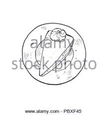 apple pie slice drawing.  Pie Hand Drawn Apple Pie Slice Isolated On White Background Traditional  Thanksgiving Vector Illustration  For Apple Pie Slice Drawing C
