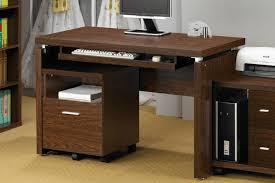 wooden computer desk modern