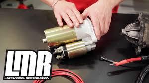 mustang starter install sve mini high torque 79 95 fox body mustang starter install sve mini high torque 79 95 fox body