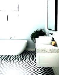 black and white flooring floor tile black and white mosaic bathroom floor tile black white black