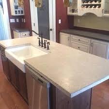 luxury concrete countertops atlanta for concrete countertops appleton kitchen fox cities regarding plan 14 37 custom