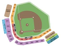Buy Bowie Baysox Tickets Front Row Seats