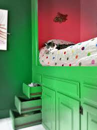 bedroom built storage cabinets