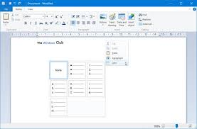 Wordpad Letter Template How To Use Wordpad In Windows 10