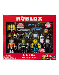 Roblox Create Roblox Build A Figure Robot Riot