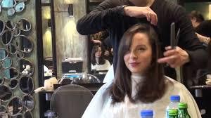 Haircut For Indian Women For Medium Hair Youtube