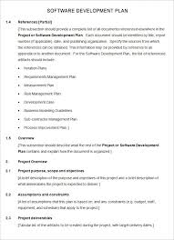 software development project budget template software plan template 7 free word pdf excel documents download