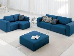 blue sofa living room. Modern Navy Blue Sofa For Living Room Design