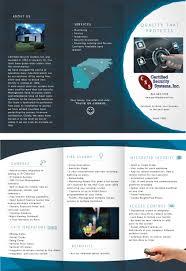 Entry 39 By Hmryz For Design A Trifold Brochure Freelancer